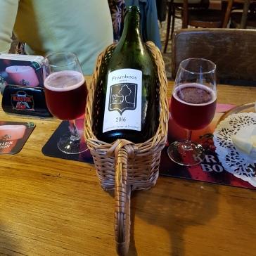 Bokkereyder - Framboos Cognac (2016)