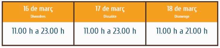 horaribbf2018